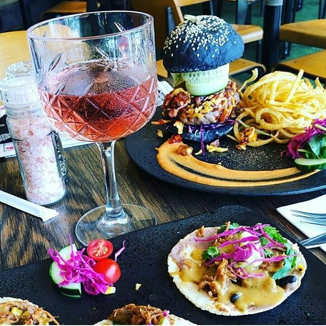 Your choice is the only one that matters... 💖  Let Roxanne's make that choice an easy one this Choose Tuesday with mouth-watering meals from Tacos to Burgers for only R123!  Find out more about the Choose Tuesday specials on our website at https://bit.ly/2TDyPeL ⚡️ Photo by @melshaw001 📸 #burgers #choice #choosetuesday #drink #dessert #tacos #meals #mouthwatering #roxannesrumeatery