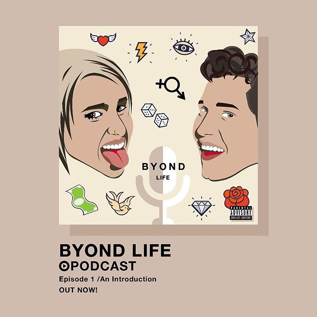 🎙Episode 1 /An Introduction is out now on www.byond.life  #Podcast #Byond #ByondLife
