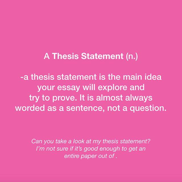 #essaywriting #essay #englishasasecondlanguage #internationalstudents #eslbuzz #thesis #thesisstatements