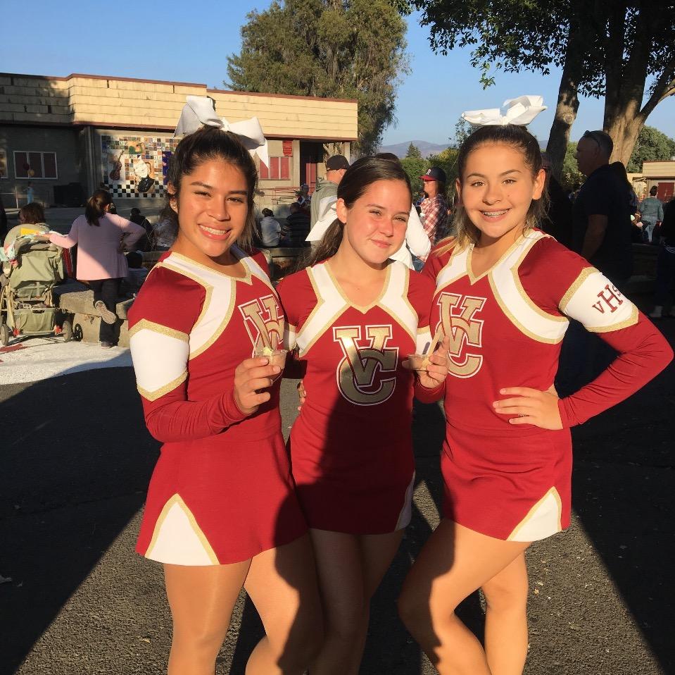 Vintage High School (Napa)  |  Aug 2018