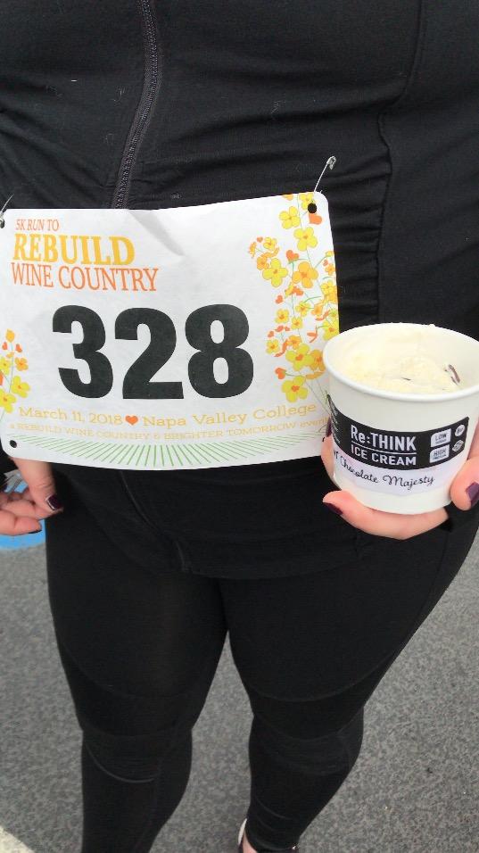 5K Run to Rebuild Wine Country  |  Mar 2018
