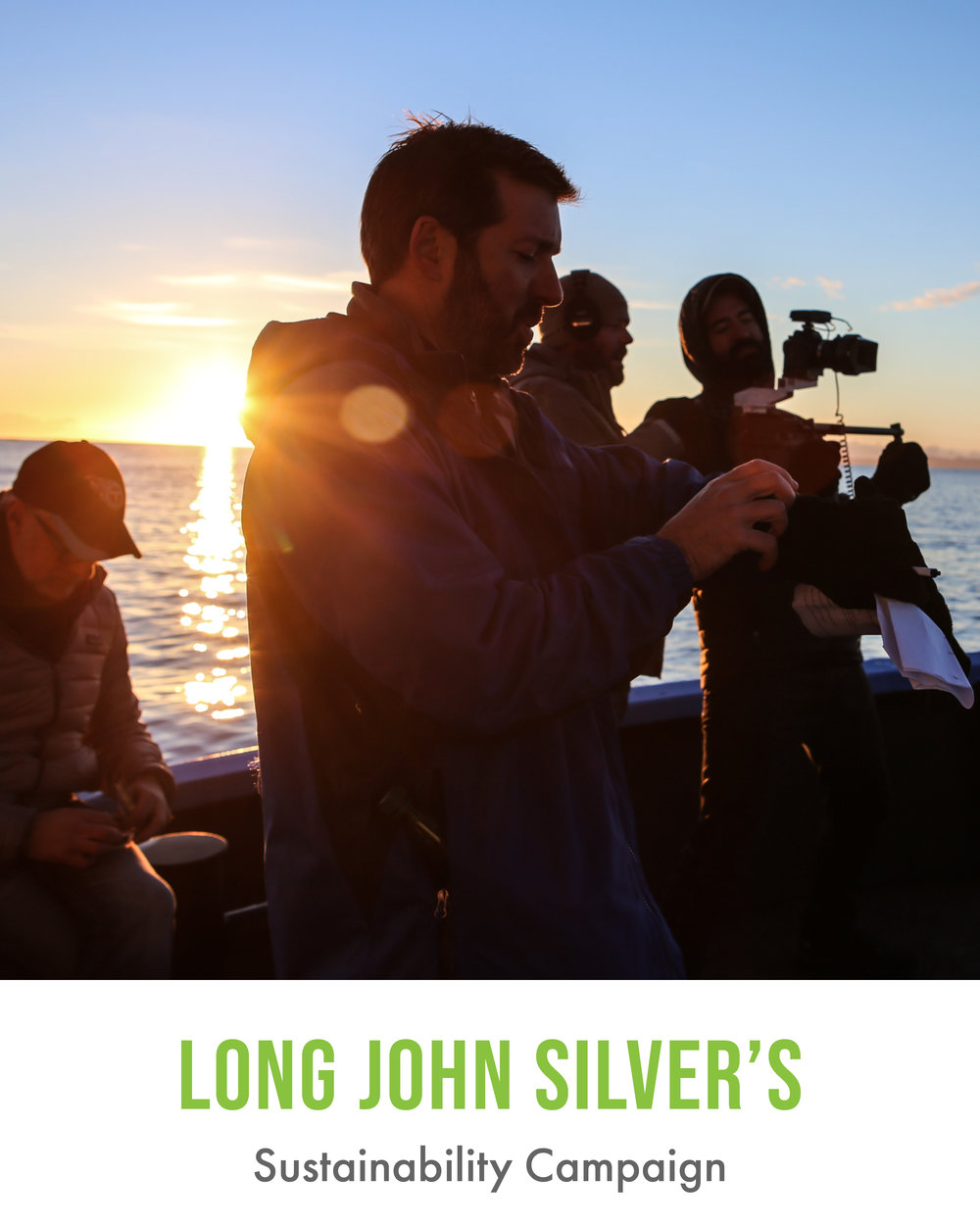 Long John Silver's Sustainability Champaign