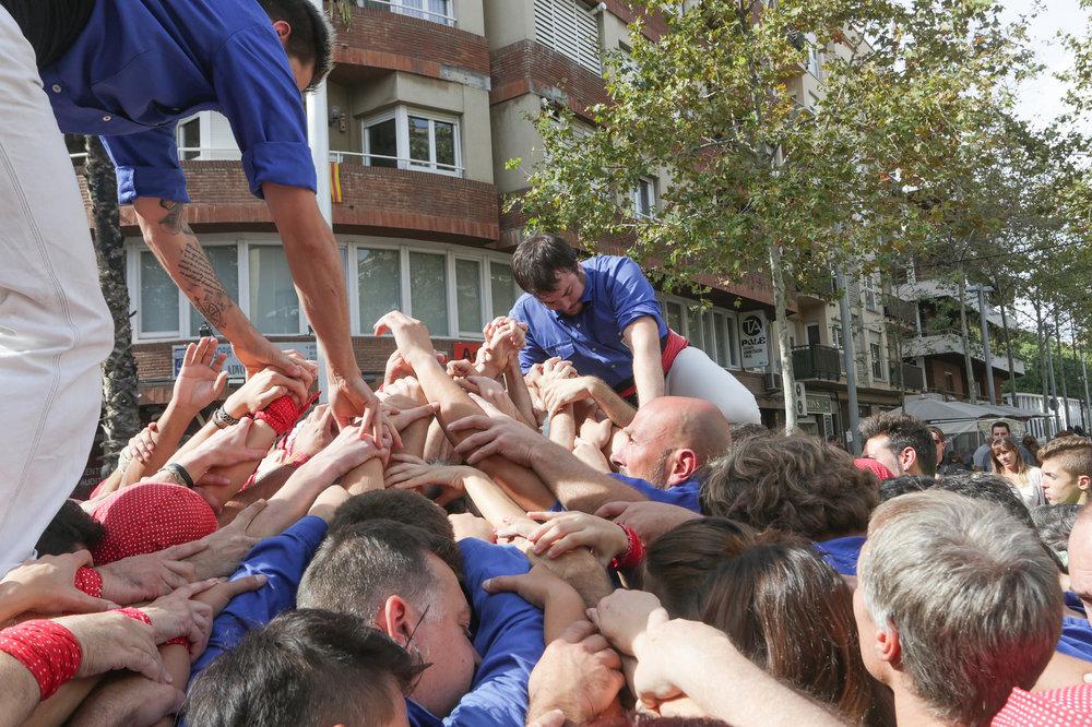 """""""Es necesario articular nuestras organizaciones para dar respuesta a estas nuevas demandas sociales"""". Foto: Ayuntamiento de Gavà."""