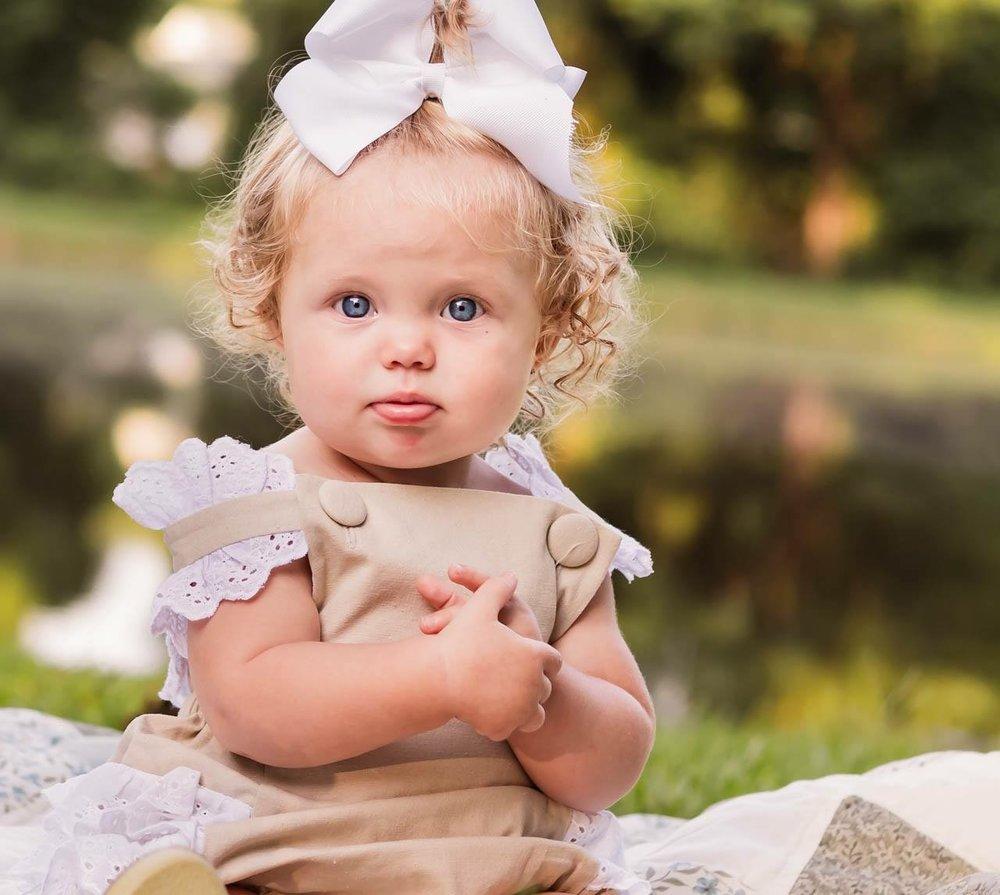 Sweet Emmarie, daughter of Kaydee & Thomas!