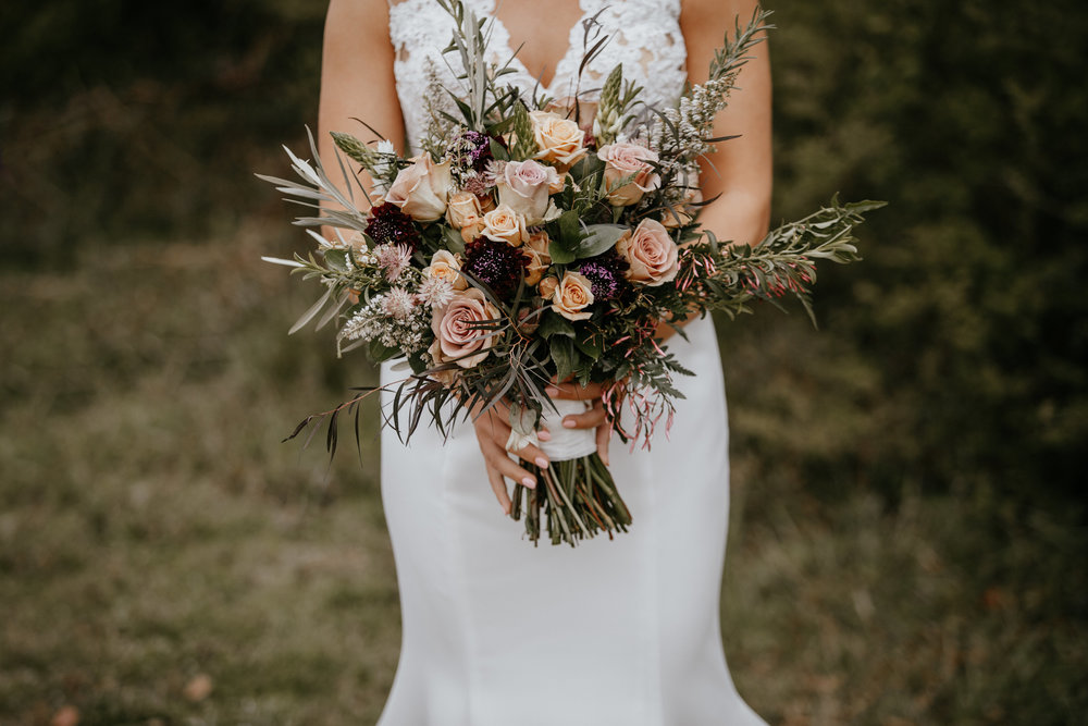 Bridal bouquet perfection. pc: Brooke Miller Photography