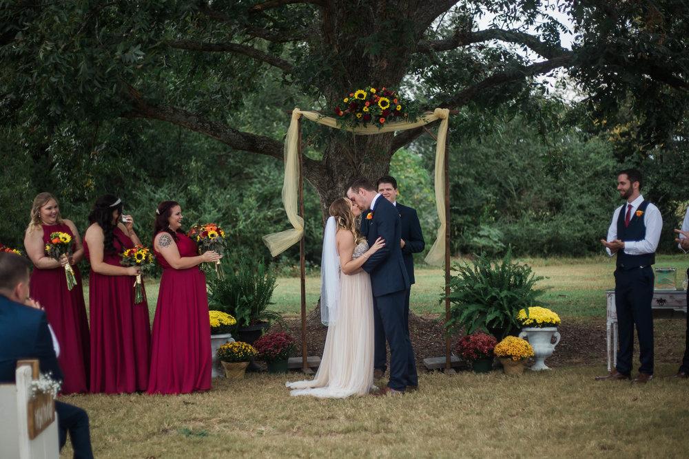 October wedding in Georgia, Sarah Elizabeth Photography