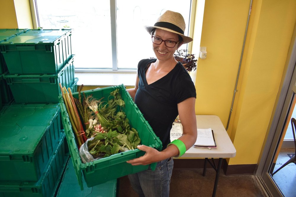 Julia Slocum of Lacewing Acres