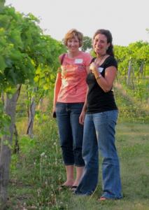 Women, Land & Legacy vineyard tour