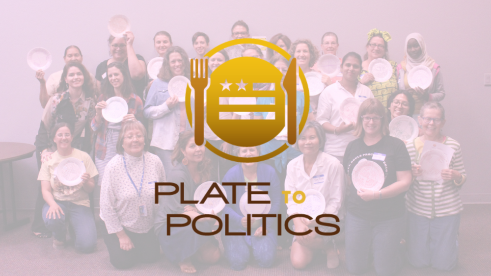 When the Personal Becomes Political - This webinar features women who have run for public office. Presenters include Denise O'Brien, Lea Webb, Sarah Lloyd and Faith Winter.