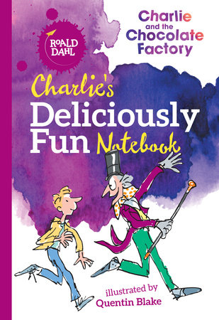 Charlie's Deliciously Fun Notebook, August 2018