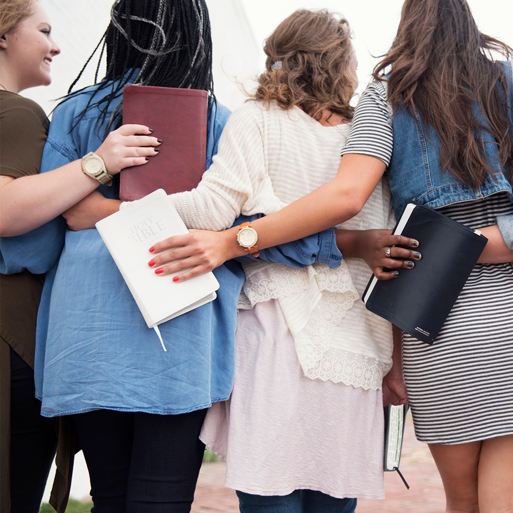 Women - Looking for more? Our women's ministry connects through gathering, mentoring, and Bible studies.