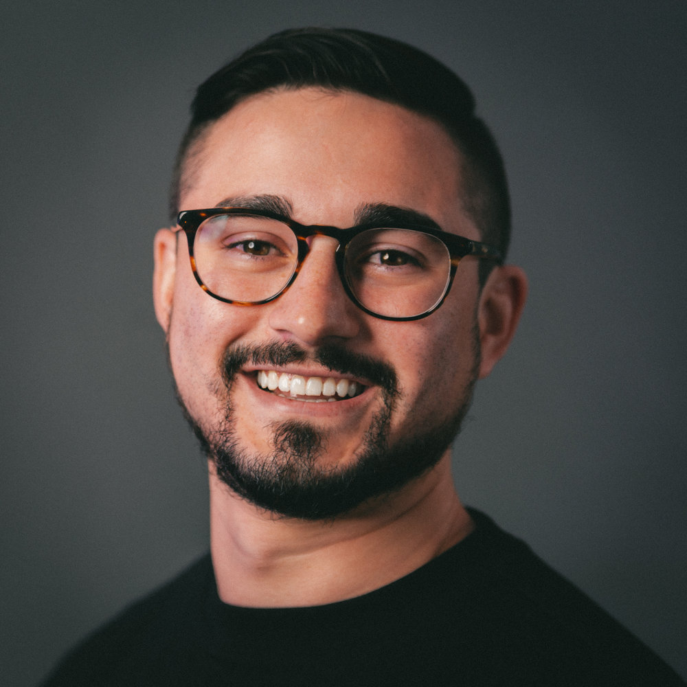 David Alonso   Director of Communications & Design