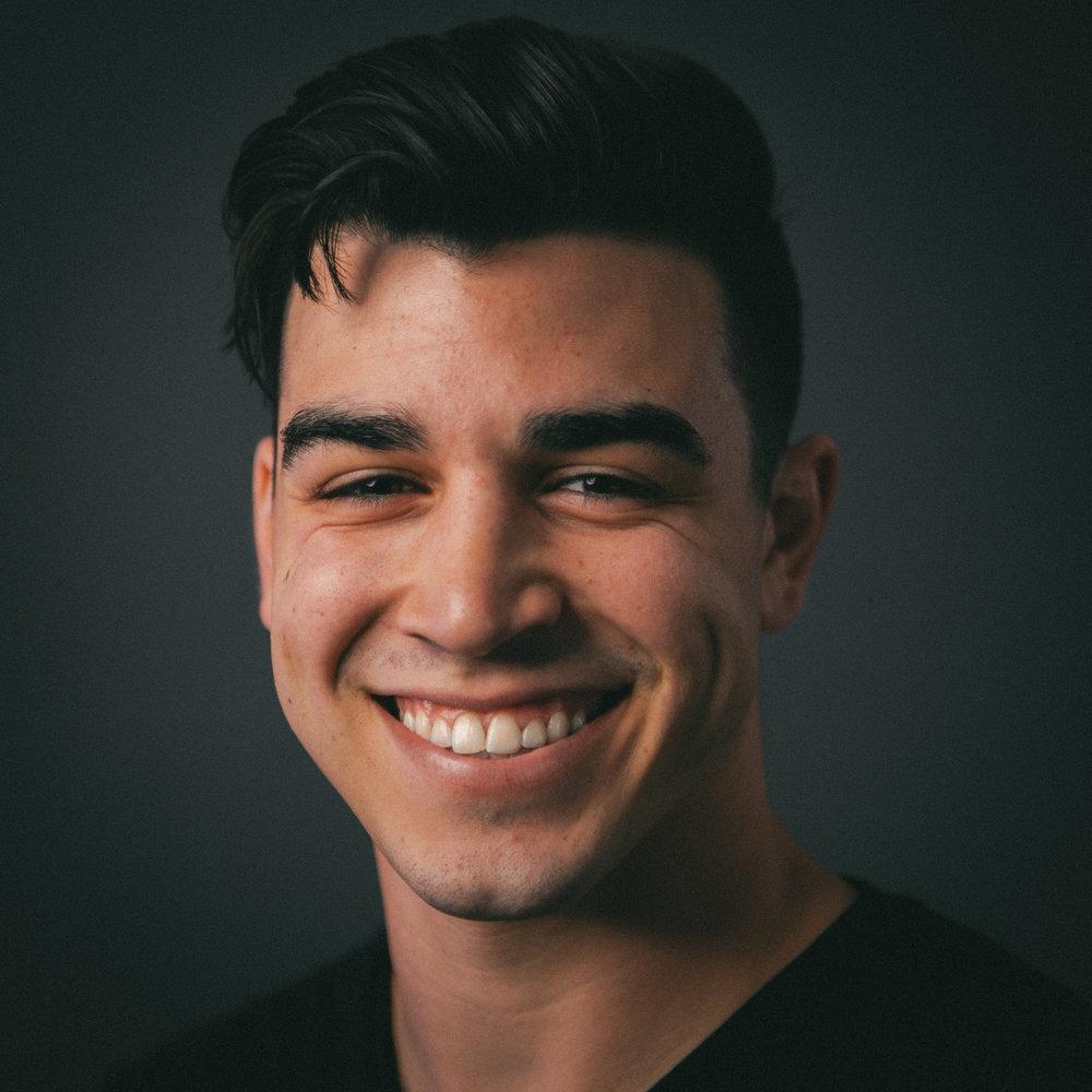 Stephan Slay  Student Worship Coordinator