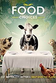 Food Choices - Another great documentary on Netflix about the food we eat, how it affects our health and the world.Other notable Netflix documentaries include:1. GMO OMG2. Food, Inc.3. Forks over Knives4. Hungry for Change5. What the Health?6. Supersize Me7. Fat, Sick and Nearly Dead8. The Obesity Post Mortem9. Global WasteThere appear to be more out there, but these are a good start.