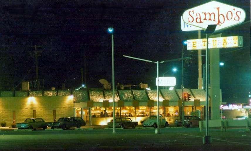 Sambo's Restaurant, Reno NV, c. 1976
