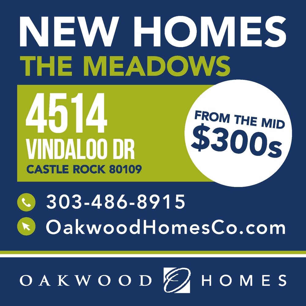 Oakwood Homes - The Meadows - Castle Rock, CO