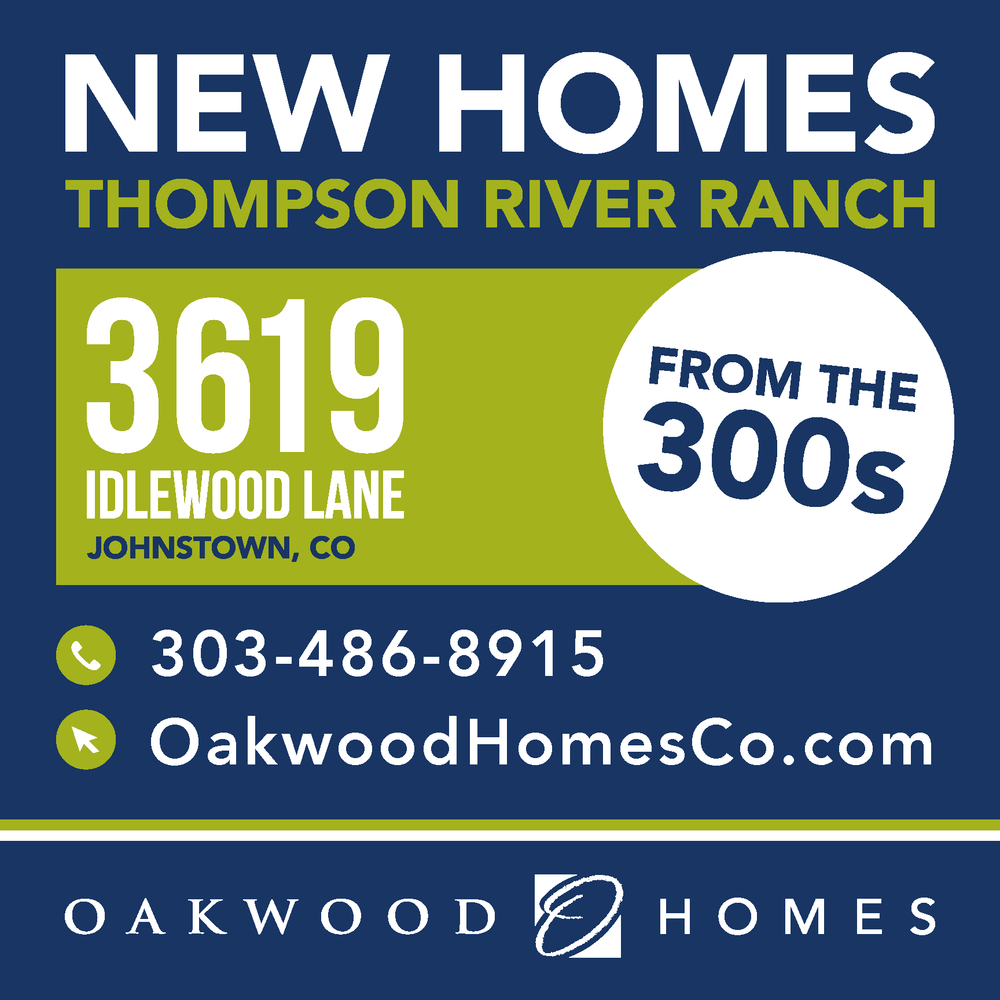 Oakwood Homes - Thompson River Ranch - Johnstown, CO