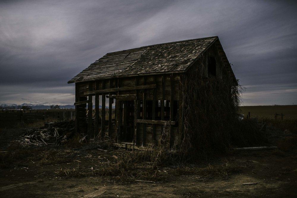 Forgotten Barn, Firestone, Colorado