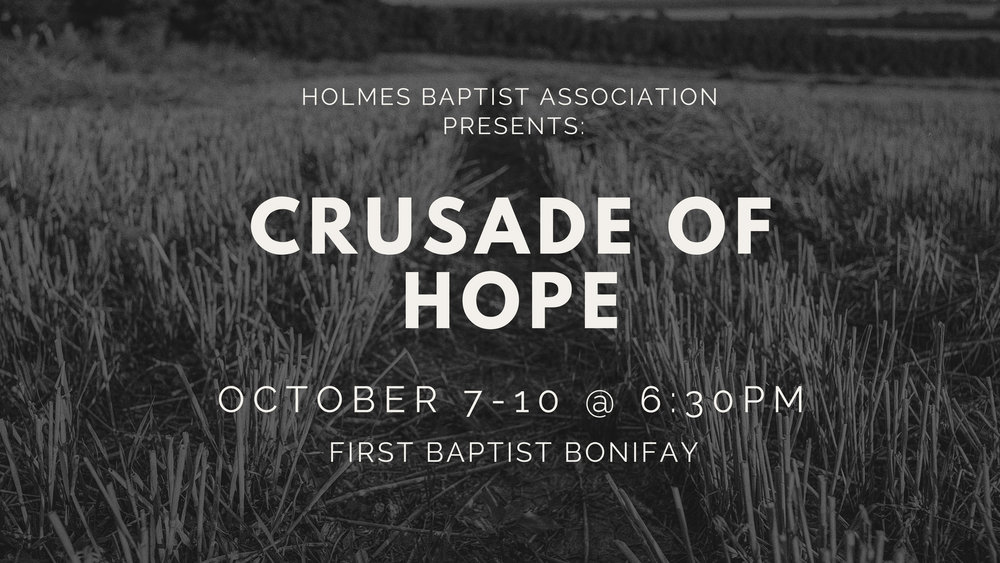 Crusade Invite