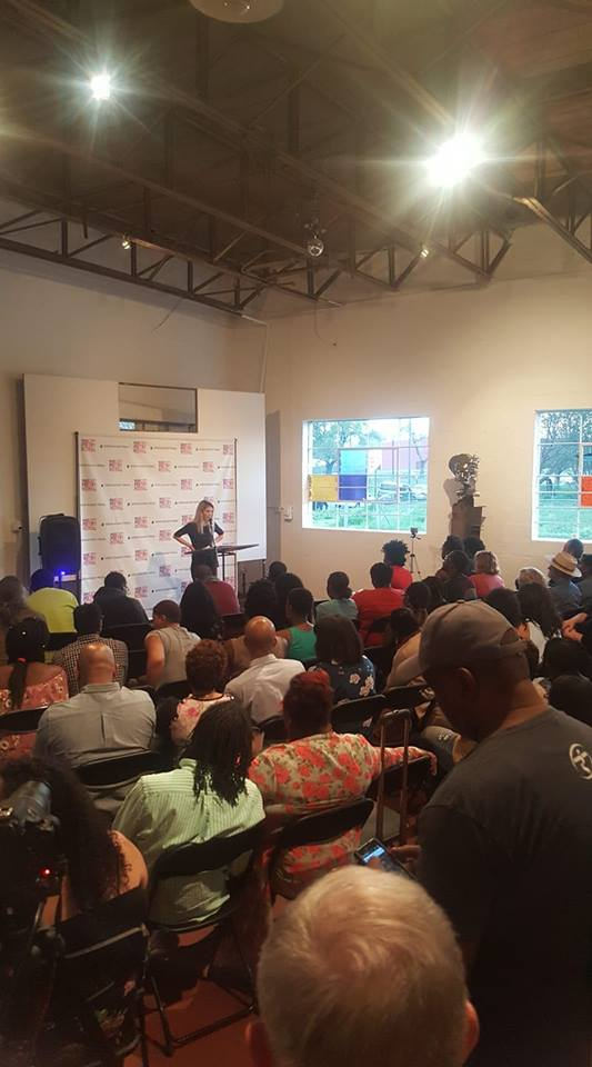 Magic City Poetry Festival 2018