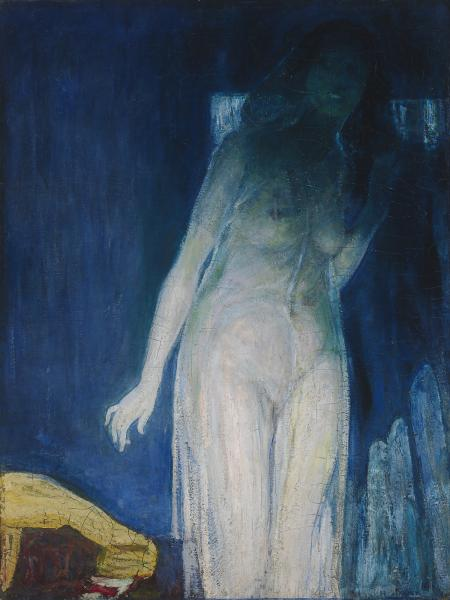 """Salome"" by Henry Ossawa Tanner, 1900."