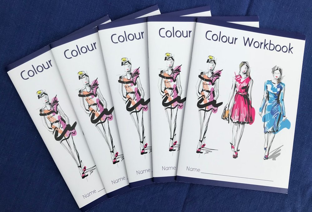 colour workbook