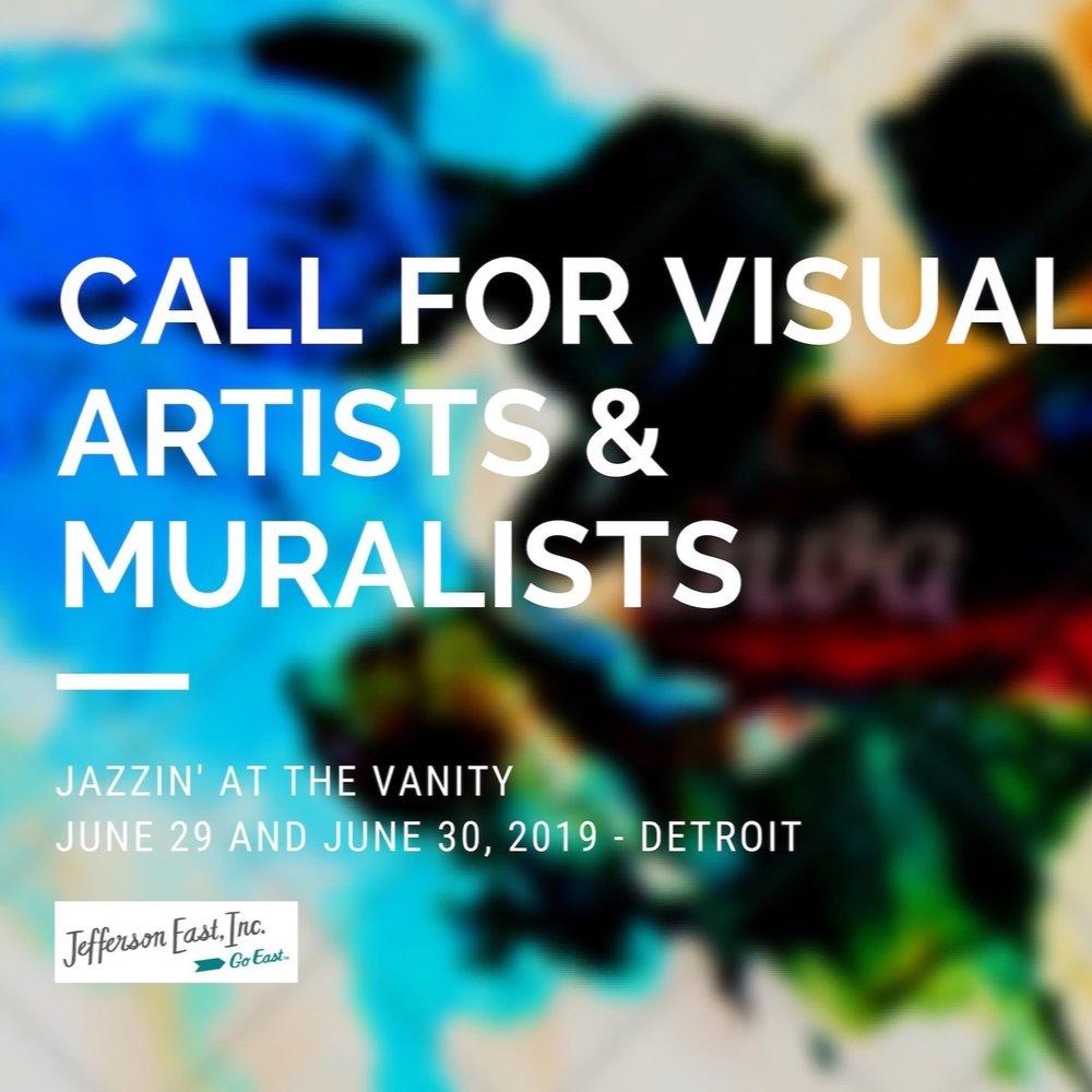 call for visual artists & Muralists.jpg