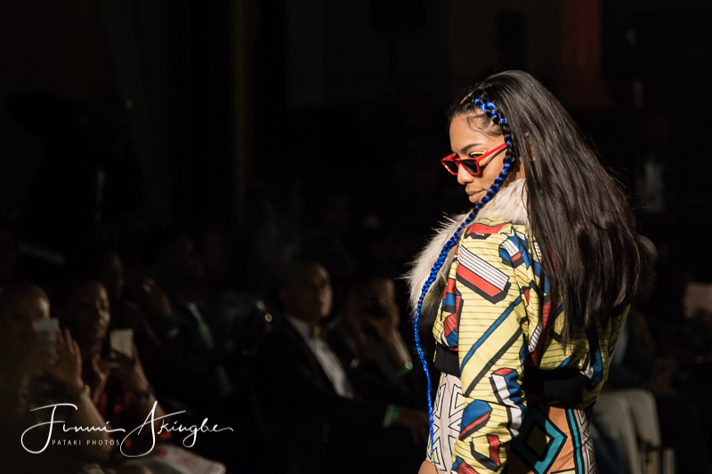 African Fashion Week London 2018