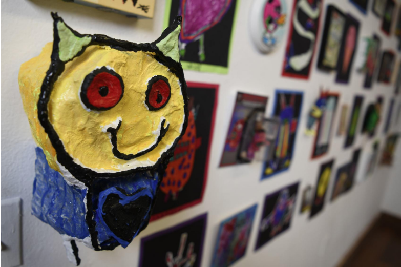 Missoula Monster Project: Kids' Concepts Lead to Art - Read the Full Article