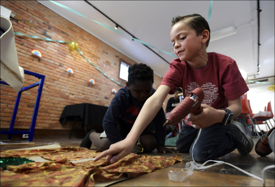 Costume-Making Camp Keeps Missoula Kids Busy Over Spring Break - Read the Full Article