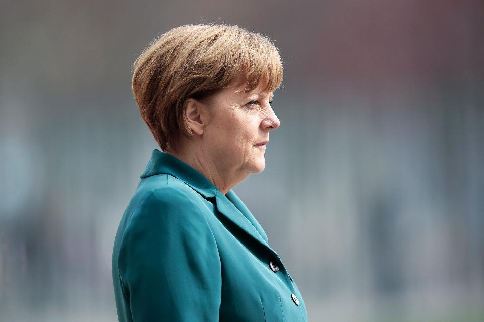 German Chancellor Angela Merkel is the world's #1 most powerful woman in 2016
