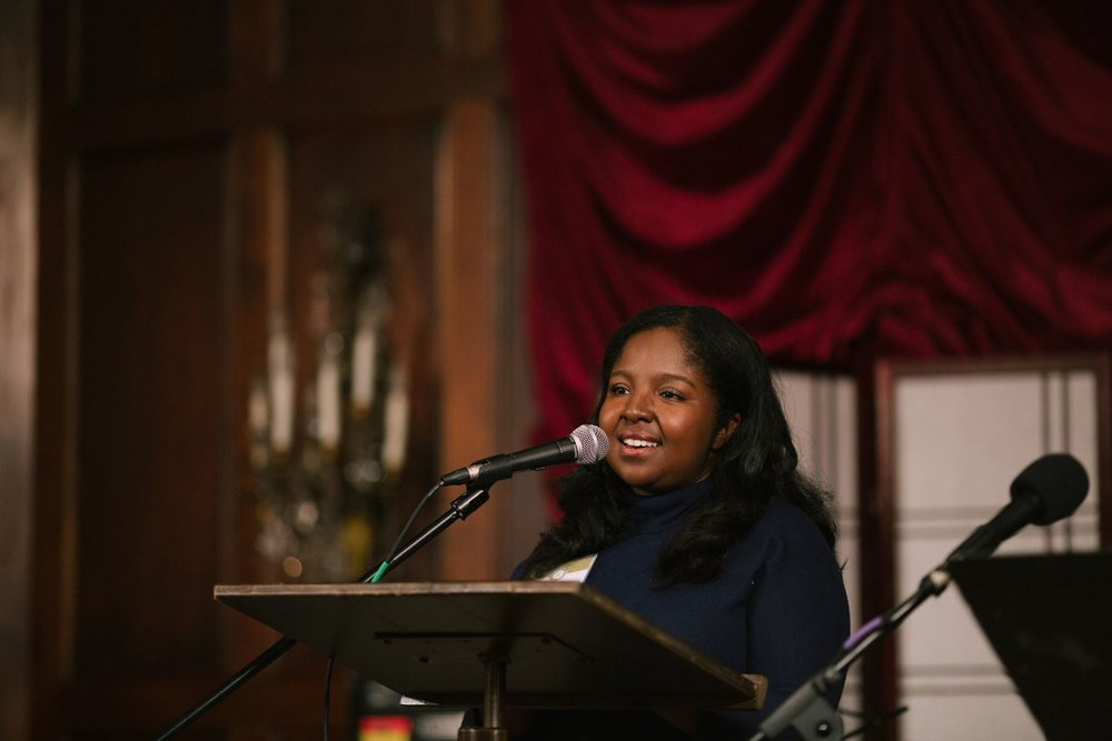 Alumnus Tamara Starr-Perry sharing her experience with CARP. Read her testimony  here .