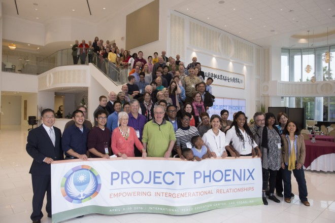 Project Phoenix in Las Vegas.