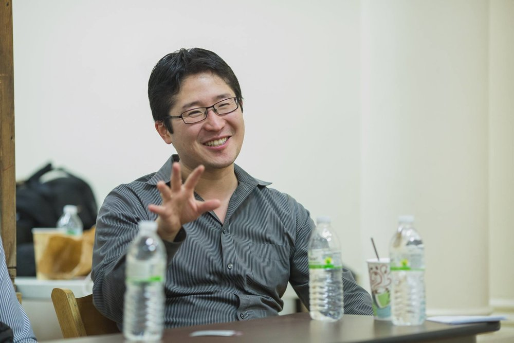 Naokimi Ushiroda, CARP President