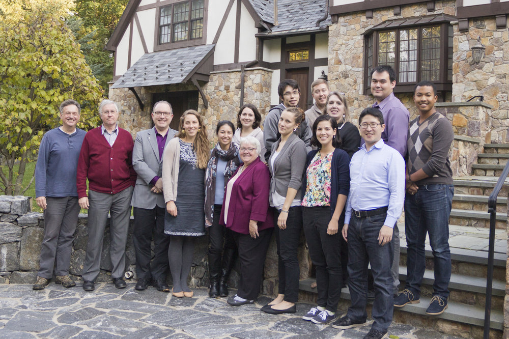The Board and Staff Retreat in 2016 introduced new members, Robert Beebe, Markus Karr, Kai Wise, and Clara Brunkhorst.
