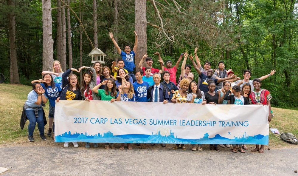 CARP Las Vegas excited and pumped to be moving forward this year!
