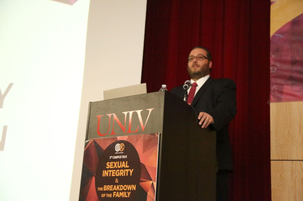 Dr. James Wasden, CARP UNLV advisor