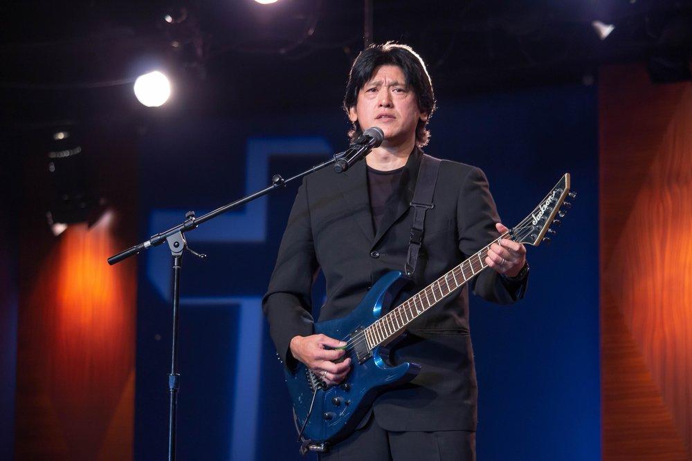Matt Ichizuka performs  Rebirth .