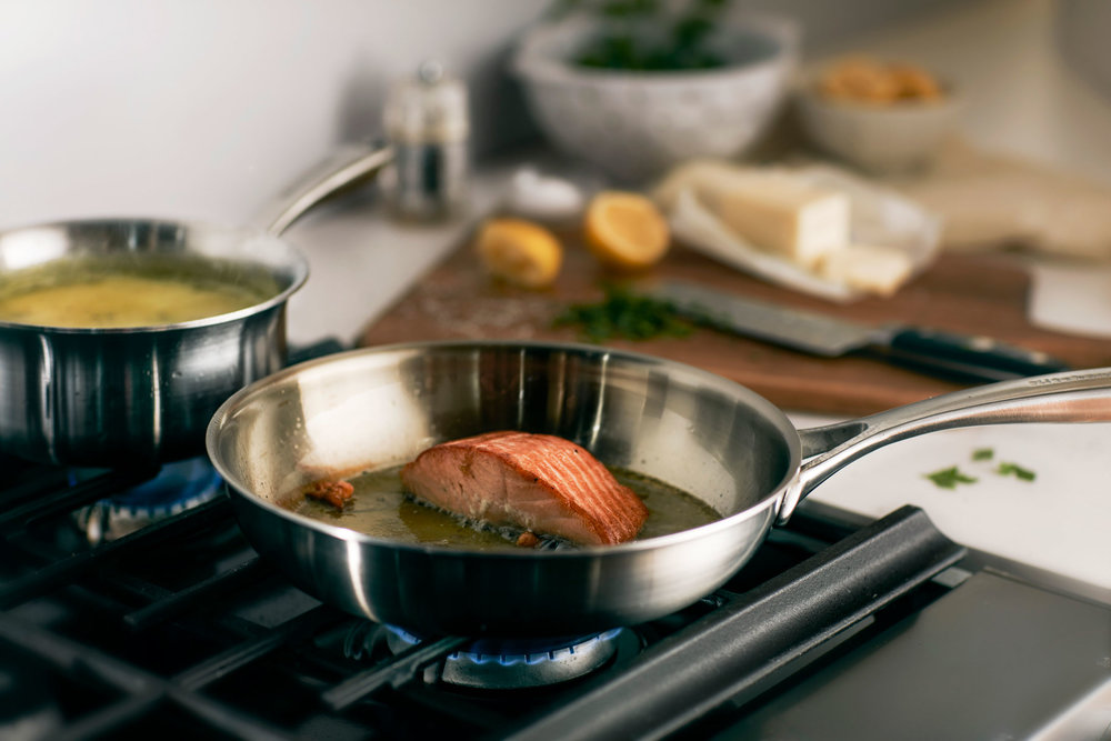 Cook  No matter what type of content you want to create our streamlined process assures that it will be executed flawlessly. Whether shooting in our studio or out in the field, our execution is the best of the best from prep to post.