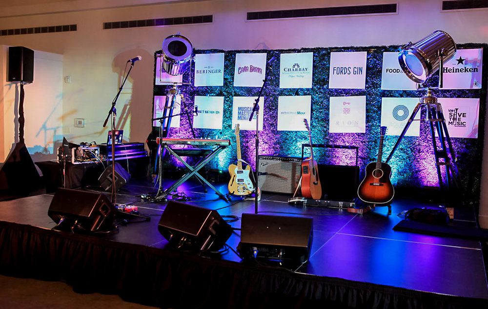 LIVE MUSIC SOUND SYSTEMS -