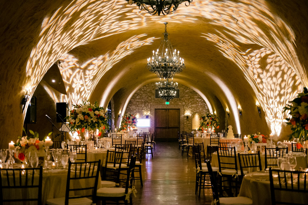 Uplighting with Gobo Patterns - Meritage Wine Cave.jpg