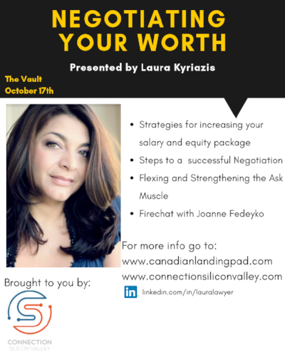 TECH TALK - NEGOTIATING YOUR WORTH - October 2018