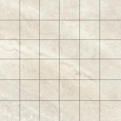 2 x 2 Bianco Mosaic