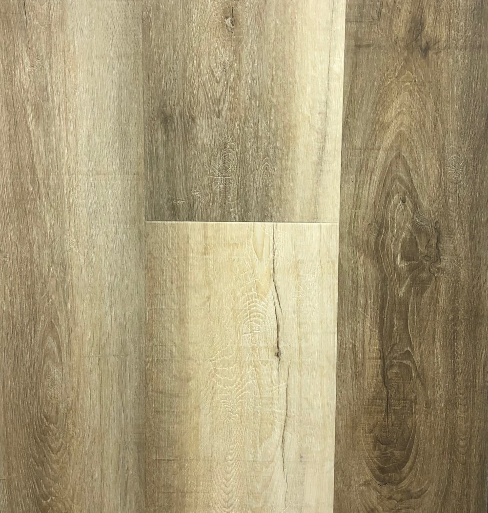 "CA Flooring - Napa Stone  Thickness: 6.5mm  Width: 9""  Length: 72"""