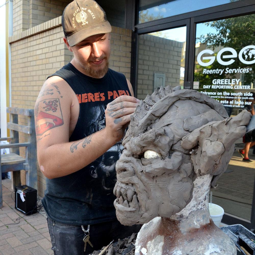 Sculpting Demos