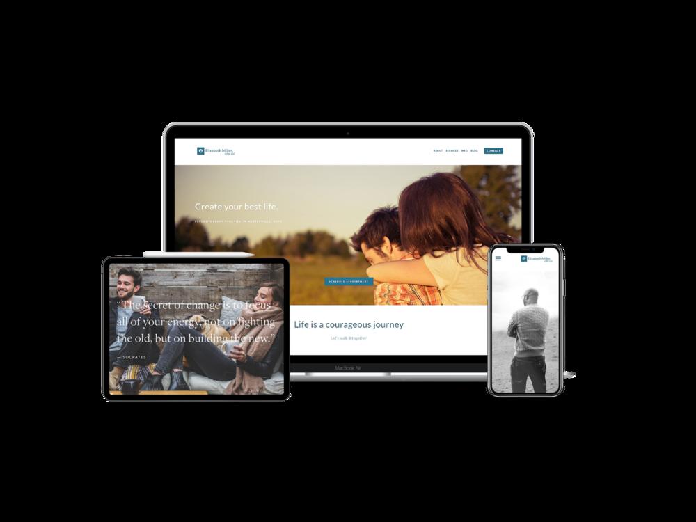 Upward Digital Marketing Website Design 5
