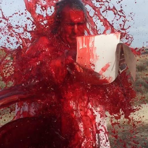That's me Mick Strawn blah blah blah blood!
