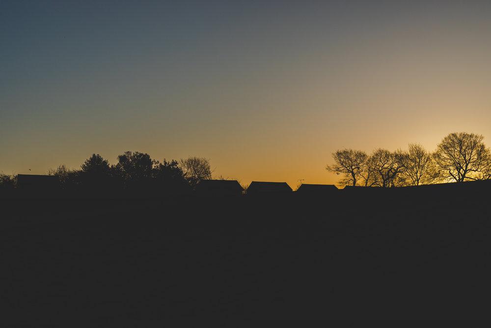 Wavy Sunrise