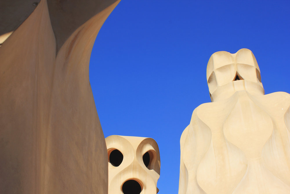 Postcards from Casa Milà