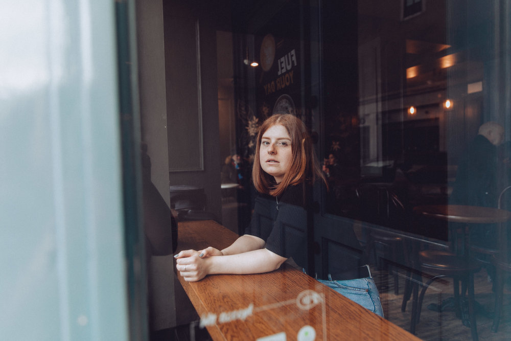 Portrait by  Kaye